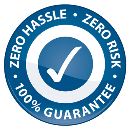 Mayne Zero Hassle Guarantee