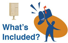 What is included with the CBU?