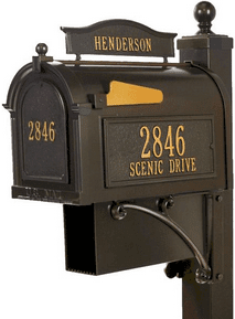 The Ultimate Mailbox and Post