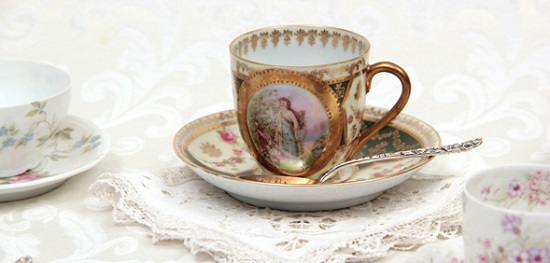 Your Demitasse Cups SHOULD Make a Statement