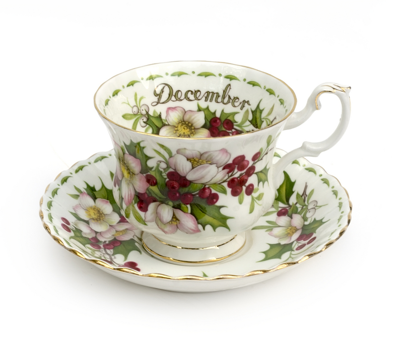 month cup december