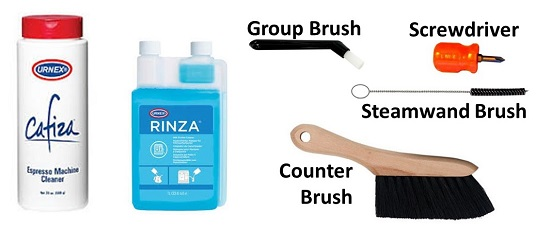 The Necessary Cleaning Compounds and Cleaning Tools