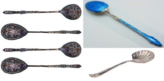 Valuable Demitasse Spoons