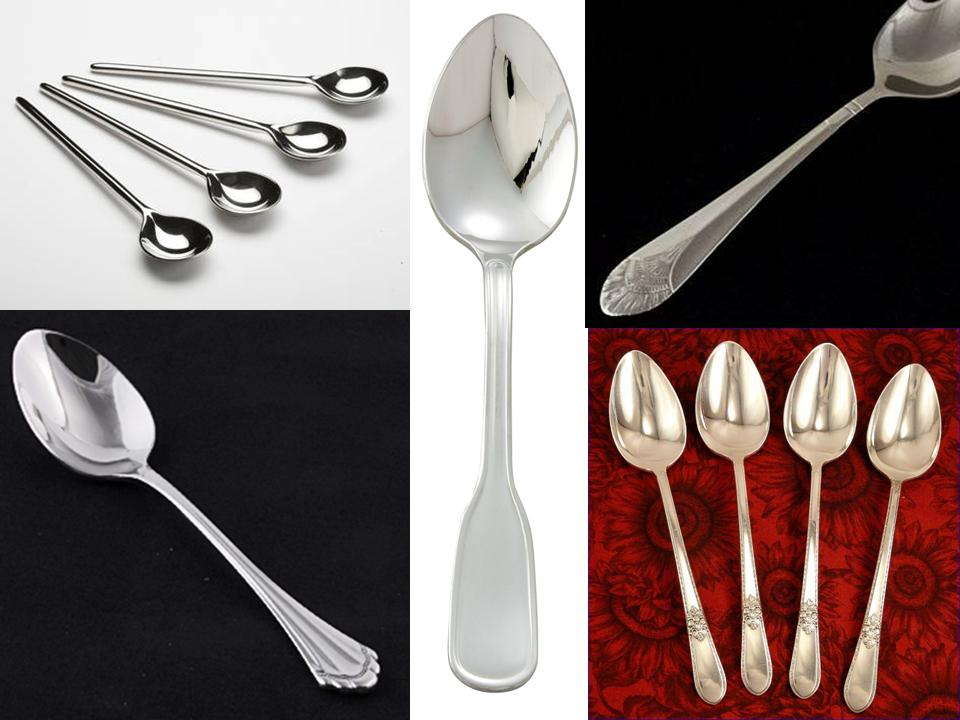 Demitasse Spoons that are 18/10 Stainless Steel (Personal & Restaurant Use)