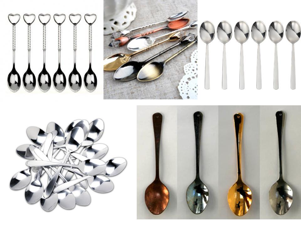 Low Cost Spoons for Large Informal Occasions