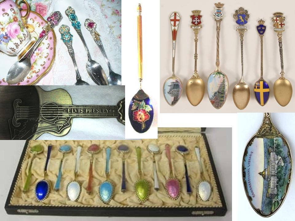 Valuable Demitasse Spoons that are Family Heirlooms