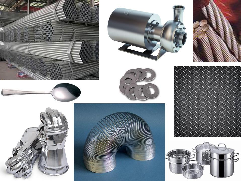Steel is a Huge Industry Having Many Different Applications