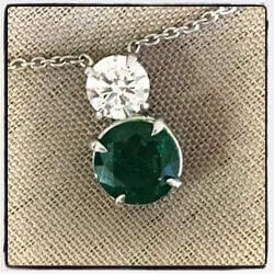 Emerald May Birthstone