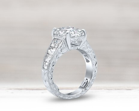 Custom Made Engagement Rings & Jewelry