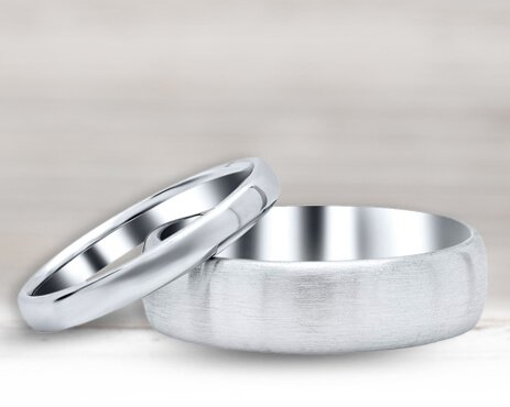 Men's Wedding Rings & Bands