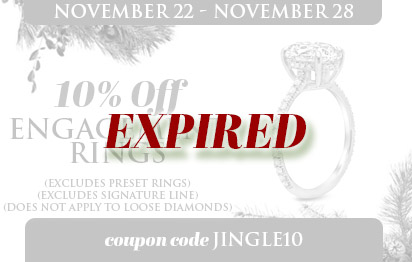 10% off engagement rings