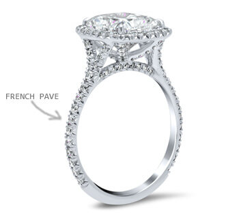 French Pave