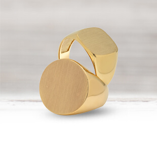 Men's Jewelry Signet Rings