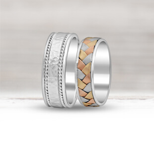 Celtic Men's Wedding Bands