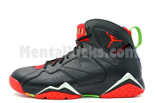 cheaper 82bf1 b9af4 nike air jordan 7 retro marvin the martian 304775-029