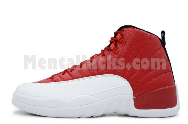8bd3cfed3dd Mentalkicks.com - nike air jordan 12 retro gym red 130690-600