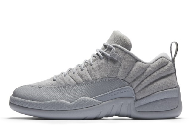 98abfcb669a nike air jordan 12 retro low wolf grey 308317-002