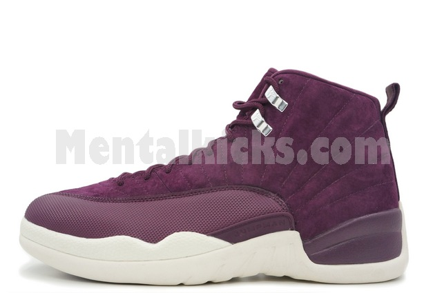 eb835904d4be7d Mentalkicks.com - nike air jordan 12 retro bordeaux 130690-617