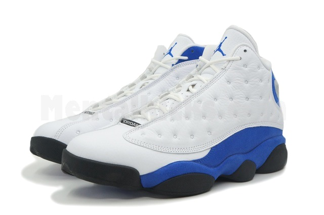 b6b38eb10744c Mentalkicks.com - nike air jordan 13 retro hyper royal 414571-117