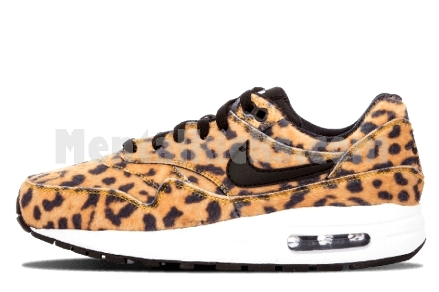 nike air max 1 qs gs zoo pack leopard