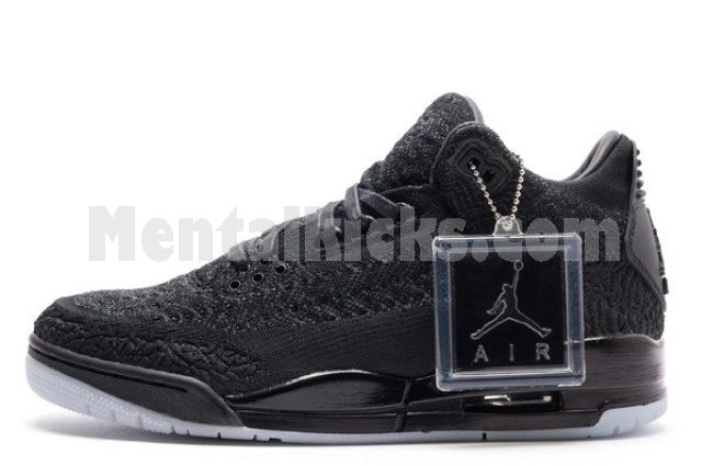 purchase cheap 4d8f1 299a5 Mentalkicks.com - nike air jordan 3 retro flyknit aq1005-001