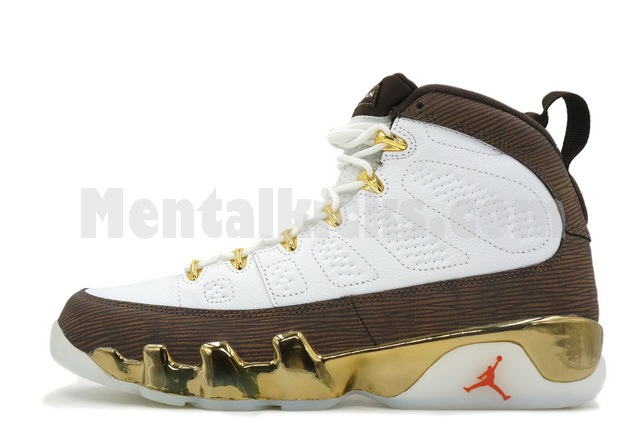 newest 62c99 c3799 Mentalkicks.com - nike air jordan 9 retro mop melo 302370-122