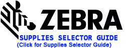 Zebra Supplies Finder