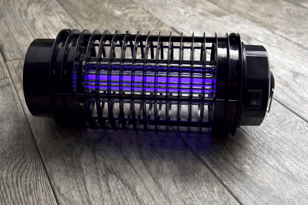 UV electric bug zapper from safetykitstore.com