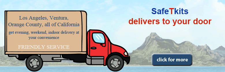 delivery service from SafetyKitStore