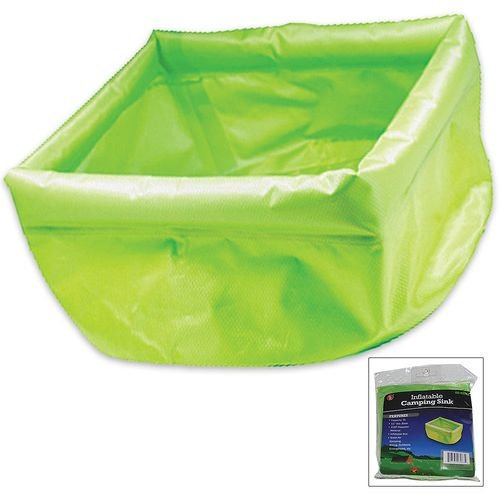 inflatable camping sink from safetykitstore.com