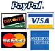 We accept PayPal, Visa, Mastercard, Discover, American Express
