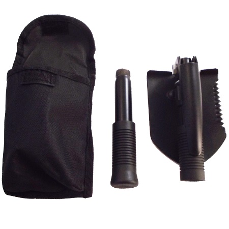 folding shovel with pick from safetykitstore.com