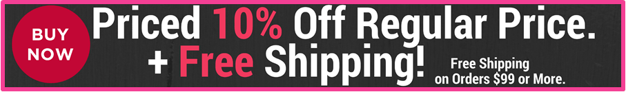 Get Free Shipping on Orders over $99 Today!