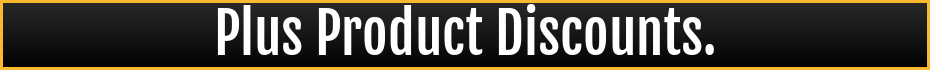 Get Product Discounts On Every Item Plus Free Shipping on Orders!
