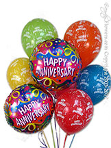 Anniversary Balloon Bouquet $29.99