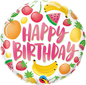 Birthday Fruits $6.99