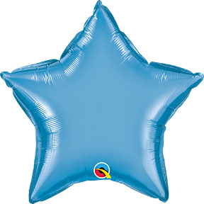 Chrome Star Blue $6.99