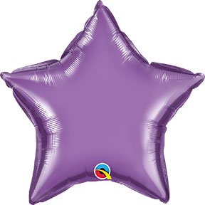Chrome Star Purple $6.99