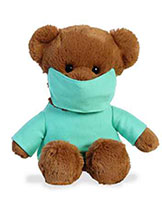 Dr. Bear Blue $16.99