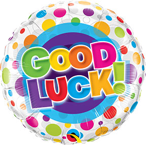 Good Luck Balloon $6.99