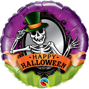 Happy Halloween Balloon $6.99