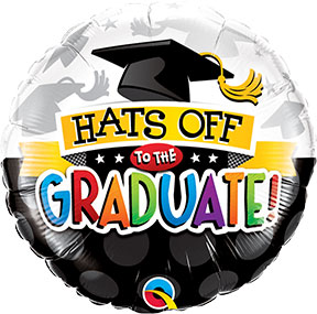 Hats Off To The Graduate $6.99