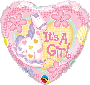 Its A Girl $6.99