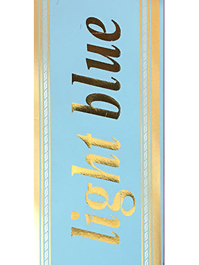 Light Blue Banner +$5.99