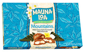 Chocolate Covered Macadamia Nuts $11.99 V103