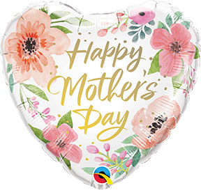 Mothers Day Pink Floral $6.99 MD002