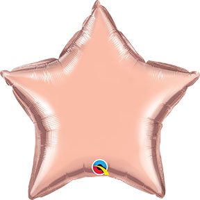 Rose Gold Star $6.99