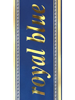 Royal Blue Banner +$5.99