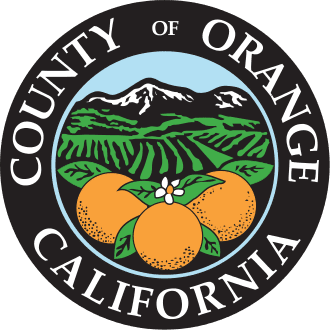 County of Orange California Seal