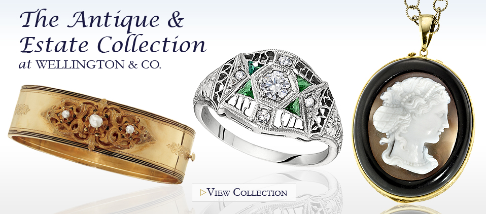 The Antique and Estate Collection at Wellington & Co.